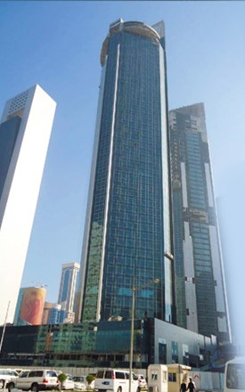 Reyyan Plaza Hotel & Office Complex (Twin Towers)
